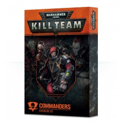Kill Team: Commanders (Inglés)