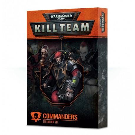 Kill Team: Commanders (Inglés)