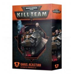 Kill Team Comandante: Gaius Acastian (Castellano)