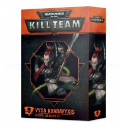 Kill Team Commander: Vysa Kharavyxis (Inglés)
