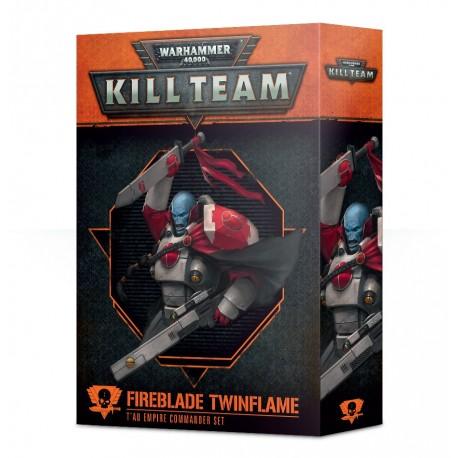 Kill Team Commander - Fireblade Twinflame (Inglés)