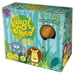 Jungle Speed Kids (Spanish)