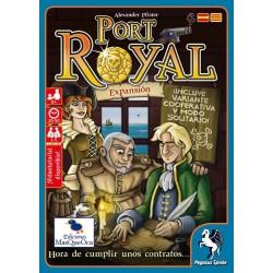 Port Royal: Contratos (Spanish)