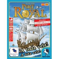 Port Royal: A Toda Vela (Spanish)