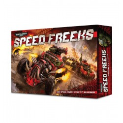 Speed Freeks Warhammer 40000 (Inglés)