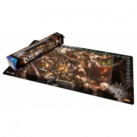 Warhammer Champions: Play-mat Order Vs. Death 64 X 35 Cm