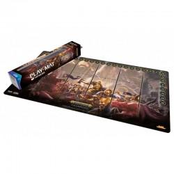 Warhammer Champions: Play-mat Order: Divine Blast 64 X 35 Cm