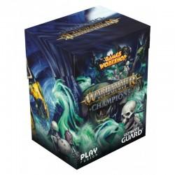 Warhammer Champions: Basic Deck Case 80+ Tamaño Estándar Destruction Vs. Death