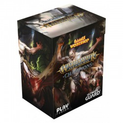 Warhammer Champions: Basic Deck Case 80+ Standard Order Vs. Death