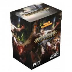 Warhammer Champions: Basic Deck Case 80+ Tamaño Estándar Order Vs. Death