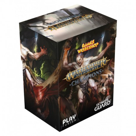 Warhammer Champions: Basic Deck Case 80+ Standard Order Vs. Death