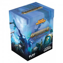 Warhammer Champions: Basic Deck Case 80+ Tamaño Estándar Order: Triumphant Smash