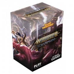 Warhammer Champions: Basic Deck Case 80+ Tamaño Estándar Order: Divine Blast
