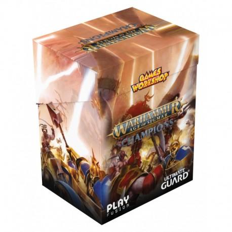 Warhammer Champions: Basic Deck Case 80+ Standard Chaos Vs. Order