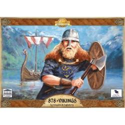 878 Vikings: La Invasión de Inglaterra (Spanish)