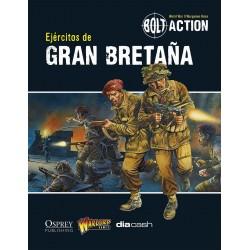 Bolt Action: Ejércitos de Gran Bretaña (Spanish)