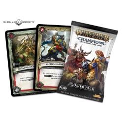 Warhammer Champions: Sobre (1) (Inglés)