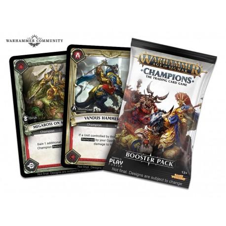 Warhammer Champions: Sobre (1) (English)