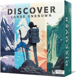 Discover: Lands Unknown (Spanish)