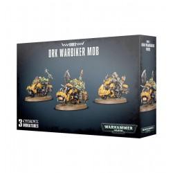 Ork Warbiker Mob (3)