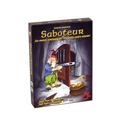 Saboteur Deluxe Básico + Expansión (Spanish)
