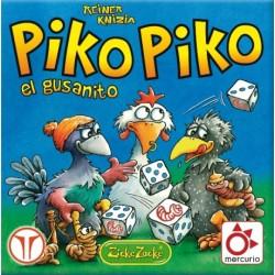 Piko Piko El Gusanito (Spanish)