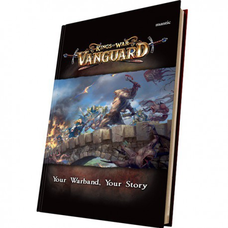 Kings of War Vanguard: Rulebook (Castellano)