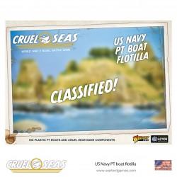 Cruel Seas Us Navy Pt Boat Flotilla