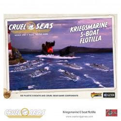 Cruel Seas Kriegsmarine S-boat Flotilla
