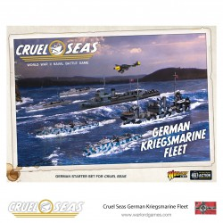Cruel Seas German Kriegsmarine Fleet
