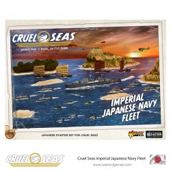 Cruel Seas Imperial Japanese Navy Fleet