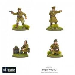 Belgian Army Hq