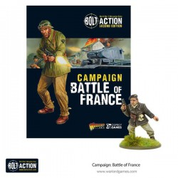 Battle of France Campaign Book (English)