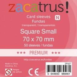Fundas Cuadrada Pequeña Premium - 70x70mm (50)