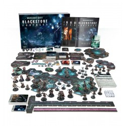 Warhammer Quest: Blackstone Fortress (Castellano)
