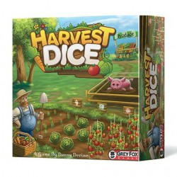 Harvest Dice (Spanish)