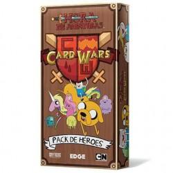 Card Wars: Pack de Héroes (Spanish)