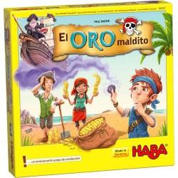 El Oro Maldito (Spanish)