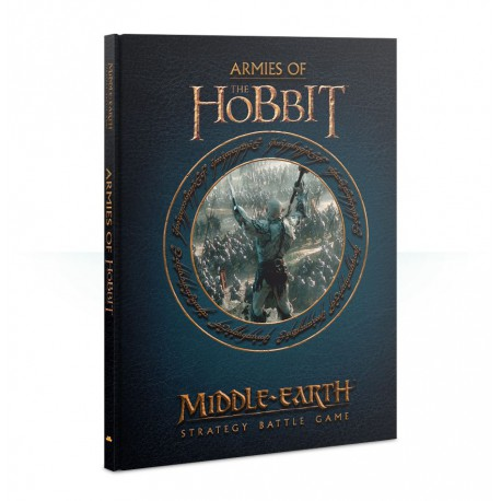 Armies of The Hobbit (Inglés)