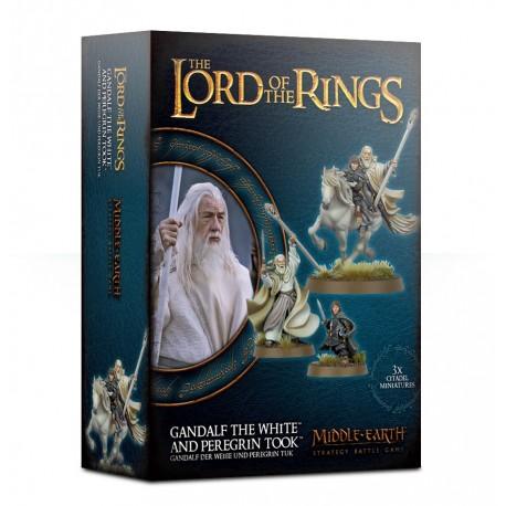 Gandalf The White & Peregrin Took (3)