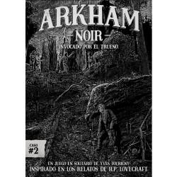 """Arkham Noir 2: """"Invocado por el Trueno"""" (Spanish)"""