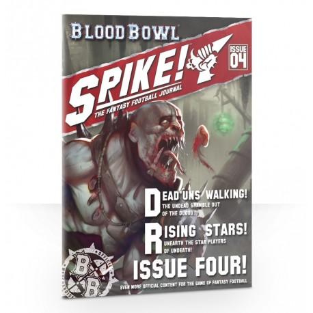 Spike! Journal Issue 4 (Castellano)