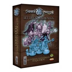 Sword & Sorcery Complementos - Las Formas Fantasmales de los Héroes (Spanish)
