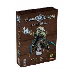 Sword & Sorcery Personajes - Victoria (Spanish)