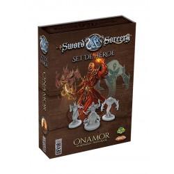 Sword & Sorcery Personajes - Onamor (Spanish)