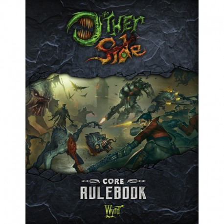 The Other Side Rulebook (Inglés)
