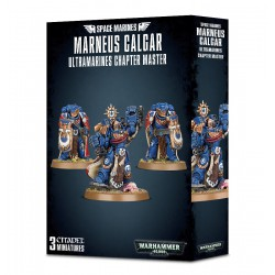 Marneus Calgar: Ultramarines Chapter Master (3)