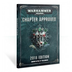 Warhammer 40000: Chapter Approved (Inglés)