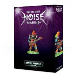 Chaos Space Marines Noise Marine (1)