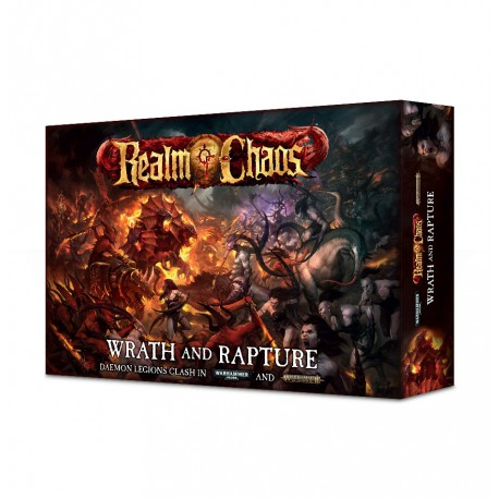 Realm of Chaos: Wrath & Rapture (Castellano)